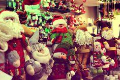 Bonecos, bonequinhos e bonecões...