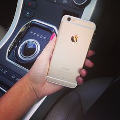 Own an iPhone gold.