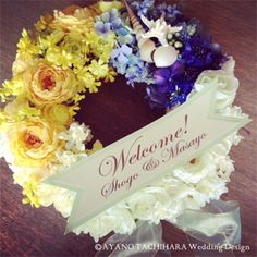 -Tuesday Post- Welcome Wreath #32