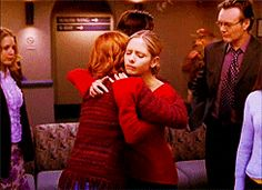 Throughout seven seasons, the fictional duo shared highs and lows, but always came out on top. | Buffy And Willow Had A Mini Reunion And Proved Friendship Never Dies