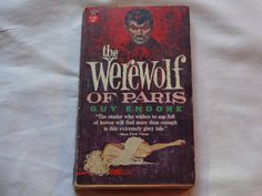 Vintage 60s Horror Paperback Classic The by TreasureTroveBooks, $9.95