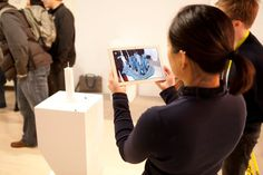 Nexus Interactive Arts has created the Invisible Museum for Qualcomm at CES in Las Vegas, featuring a series of exhibits that come to life using Augmented Reality (AR) technologies.   The Invisible Museum installation uses AR to reveal a digitally augmented 3D world that is symbolic of Qualcomm technology, which is often invisible to the naked eye.   When visitors enter the bespoke designed museum, 6 striking white exhibits are displayed on plinths against a completely white background; ...