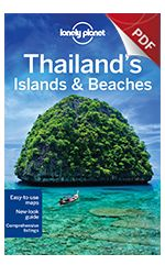 eBook Travel Guides and PDF Chapters from Lonely Planet: Thailand's Islands & Beaches - Ko Chang & Eastern ...