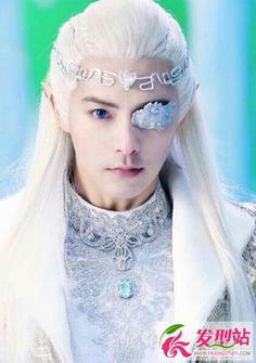Ice Fantasy: Ying Kong Shi Ice Fantasy Cast, Fantasy Films, Show Luo, Ma Tian Yu, O Drama, Best Dramas, Chinese Movies, Ice Ice Baby, Movie Costumes