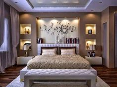 Image of: modern bedroom wall designs master bedroom image of modern bedroom wall decor cute Bedroom False Ceiling Design, Bedroom Wall Designs, Luxury Bedroom Design, Bedroom Bed Design, Bedroom Furniture Design, Bedroom Ceiling, Small Room Bedroom, Bedroom Colors, Modern Bedroom