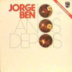 Vinil LP - Jorge Benjor - 10 Anos Depois