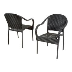 Best Selling Home Decor Sunset Outdoor Chairs (Set of 2) | Lowe's Canada