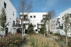 On Diseño - Proyectos: Conjunto residencial de 253 viviendas en Ivry-Sur-Seine