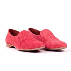Kristy Loafer Red