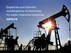 Expertise and tailored combinations of chemicals for water-intensive industries.