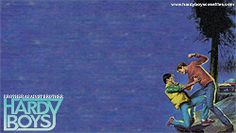 Hardy Boys Casefiles #11 Brother Against Brother Wallpaper