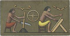 Cavanders Ltd. - Ancient Egypt. [Chariot-makers]