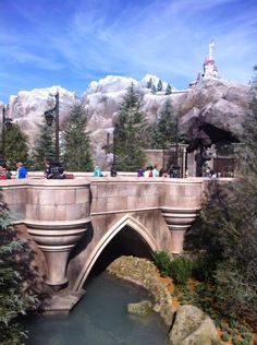 Bridge To Fantasyland's Beast's Castle
