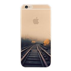 Newest Fashion 4.7 inch Ultra Thin Soft Silicone TPU Beautiful Mountain City Tower Ocean Scenery Phone Case for iPhone 6s 6 Case #iphone6cases,