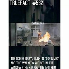 Fact* Duh, who did anyone else think they were? Walking Dead Facts, Walking Dead Cake, Walking Dead Tv Show, Walking Dead Funny, Walking Dead Zombies, Top Tv Shows, Stuff And Thangs, True Facts, Scary Things