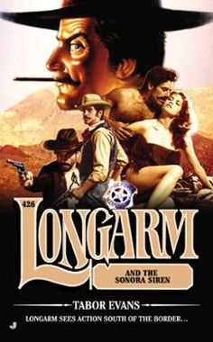 Longarm #426 by Tabor Evans, Click to Start Reading eBook, ISN'T IT ROMANTIC?As thunder booms and lightning flashes and wolves nuzzle the bloody, bullet-ridden
