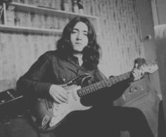 Rory Gallagher, Taste days.