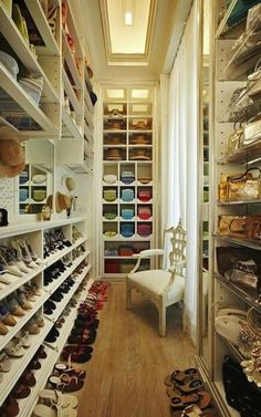 Whitney Port - Interior Inspiration: Closet Space