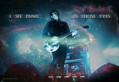 This picture is amazing. Tom Delonge, Angels and Airwaves