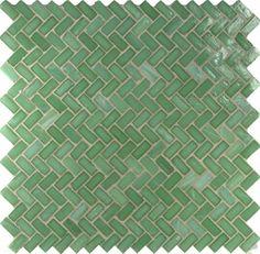 seafoam herringbone tile @ MyHomeLookBookMyHomeLookBook