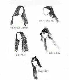 Melhores penteados