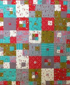 Hip to Be Square Quilt Kit