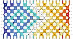 Normal pattern #43159 | BraceletBook