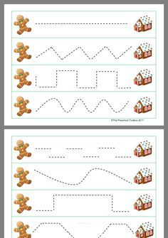 Gingerbread Man Activities, Preschool Christmas Activities, Gingerbread Crafts, Preschool Lessons, Christmas Crafts For Kids, Preschool Activities, Gingerbread Men, Preschool Classroom, Preschool Learning
