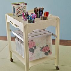 perfect to be able to do your filing or home organizing in any room
