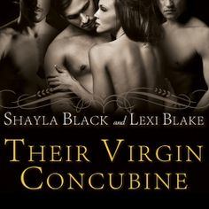 "Shayla Black's #NewAdult #Romantica #Novel ""Their Virgin Concubine"" is now out in audiobook form. Sample the audio here:"