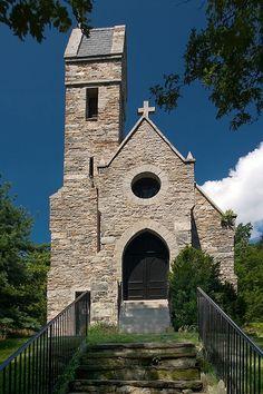 Boonsboro Maryland Church-built during the Civil War
