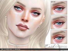 Eyebags in 20 versions. Found in TSR Category 'Sims 4 Female Skin Details' Unicorn Makeup, The Sims4, Ingrown Hair, Sims Cc, Skin Care Regimen, Good Skin, Eye Makeup, Eyebags, Queen Makeup