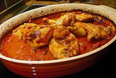 Hähnchenschenkel mit Tomatensoße, ein leckeres Rezept aus der Kategorie Geflügel. Bewertungen: 6. Durchschnitt: Ø 3,8.