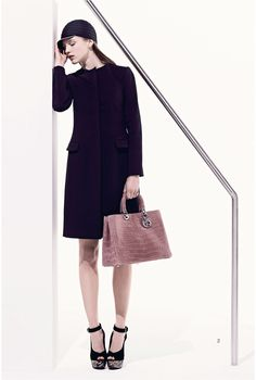Dior: Resort 2013 Runway