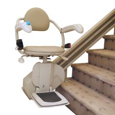 The Vesta Stair Lift will provide you with a smooth and reliable ride and allow you  sc 1 st  Pinterest & The Roby Wheelchair Stair Climber provides easy wheelchair access up ...