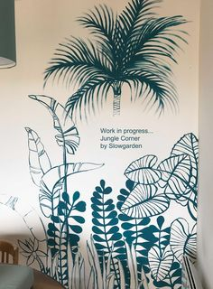 The product Jungle walls is sold by Jungle Corner in our Tictail store.  Tictail lets you create a beautiful online store for free - tictail.com
