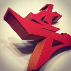 ALECKS CRUZ http://www.widewalls.ch/artist/alecks-cruz/ #AlecksCruz #graffiti #streetart #urbanart #sculptures
