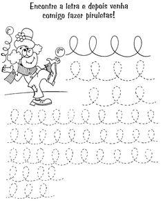 motricidad fina- de aqui y de alla – Marcia Evelin Solange Darmazo Araujo – Picasa Уеб Албуми Alphabet Writing, Preschool Writing, Preschool Learning Activities, Pre Writing, Educational Activities, Fun Learning, Tracing Worksheets, Preschool Worksheets, Baby Clip Art