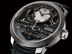 Constant Escapement watch by Girard Perregaux