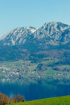 Attersee, Salzkammergut, Autriche #Austria Rando, Week End, Austria, Mountains, Travel, Automobile, Viajes, Destinations, Traveling