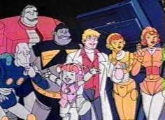The Mighty Orbots --- The OTHER OTHER OTHER combining robot cartoon of the 80s