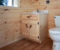 Amazing Pine Bathroom Vanity | CyprusFurniture