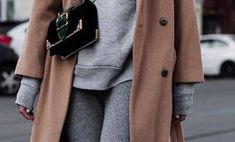 The best collection of Perfect Street Style Fall Outfit Ideas Leggings Outfit Fall, Legging Outfits, Comfortable Outfits, Pretty Little, Street Styles, Fall Outfits, Outfit Ideas, Coat, Casual
