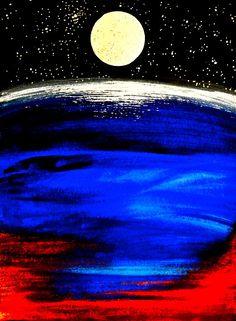 """Moon Dance""  Print: $25    www.artofmurf.com  www.tymurf.tumblr.com  http://www.facebook.com/murf.murphy.7?ref=tn_tnmn"