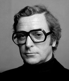 Michael Caine by Dmitri Kasterine