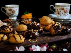 Εύκολα cookies με βρώμη αμύγδαλα και σοκολάτα | justlife - YouTube