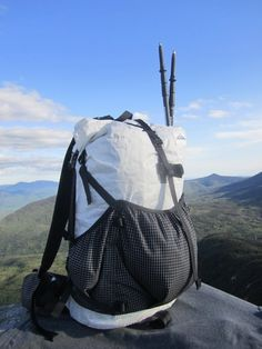 Ultralight Backpacks - Hyperlite Mountain Gear Windrider Southwest (photo courtesy of Mike St. Pierre)