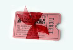 58 Ideas for birthday party invitations printable movie nights Backyard Movie Party, Outdoor Movie Party, Backyard Movie Nights, Movie Theater Party, Movie Night Party, Movie Night Invitations, Birthday Party Invitations, Ticket Invitation, Invitation Ideas