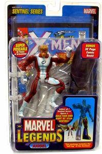 Marvel Legends Series 10 Action Figure Angel [Sentinel Build-A-Figure]
