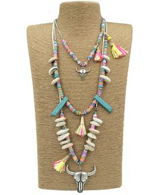 Find More Choker Necklaces Information about Bohemia Boho jewelry past present future Necklaces Tibeten antique Silver Tauren pendant necklace Multi Layer taurus Necklaces,High Quality necklace bust,China necklace box Suppliers, Cheap jewelry pandora from J&M Fashion Items on line on Aliexpress.com